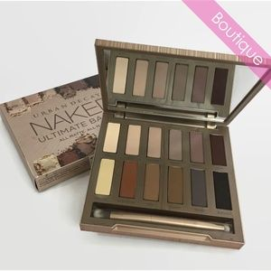 NEW Urban Decay Naked Ultimate Basic Palette